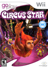 Go Play Circus Star Wii cover (R3JE5G)