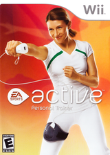 EA Sports Active: Personal Trainer Wii cover (R43E69)
