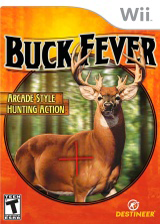 Buck Fever Wii cover (R65ENR)