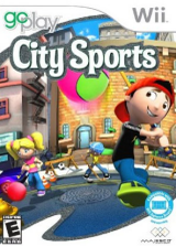 Go Play City Sports Wii cover (R68E5G)