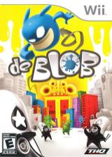 de Blob Wii cover (R6BE78)