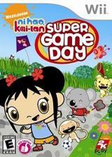 Ni Hao, Kai-lan: Super Game Day Wii cover (R6HE54)