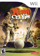 King of Clubs Wii cover (R6VE4Z)