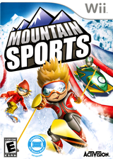 Mountain Sports Wii cover (R7WE52)