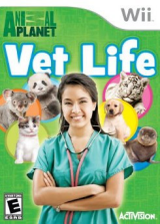 Animal Planet: Vet Life Wii cover (R82E52)