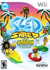 Sled Shred Wii cover (R9YES5)