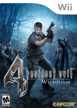Resident Evil 4: Wii Edition Wii cover (RB4E08)