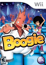 Boogie Wii cover (RBOE69)