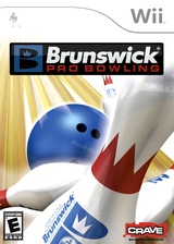 Brunswick Pro Bowling Wii cover (RBPE4Z)