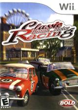 Classic British Motor Racing Wii cover (RBQENR)
