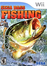 Sega Bass Fishing Wii cover (RBTE8P)