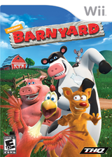 Barnyard Wii cover (RBYE78)