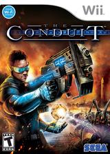The Conduit Wii cover (RCJE8P)