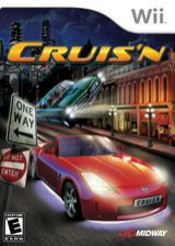 Cruis'n Wii cover (RCRE5D)