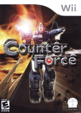Counter Force Wii cover (RCTE5Z)