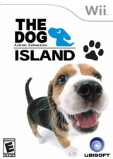 The Dog Island Wii cover (RDIE41)