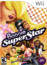Boogie SuperStar Wii cover (RG6E69)