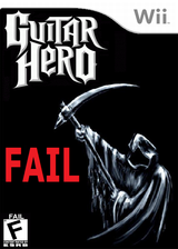 Guitar Hero III Custom : Fail Edition CUSTOM cover (RGHC20)