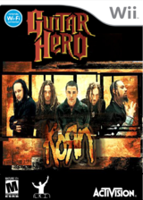Guitar Hero III Custom : KoRn CUSTOM cover (RGKE52)