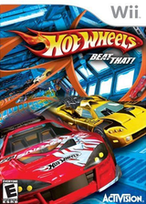 Hot Wheels: Beat That! Wii cover (RHWE52)