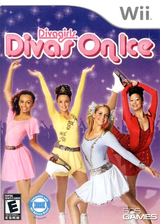 Diva Girls: Divas on Ice Wii cover (RI9EGT)