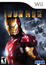 Iron Man Wii cover (RIRE8P)