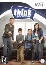 thinkSMART Family Wii cover (RJ9E5Z)