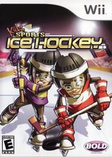 Kidz Sports: Ice Hockey Wii cover (RKIENR)