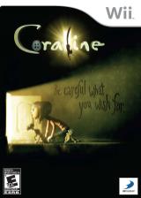 Coraline Wii cover (RKLEG9)