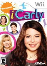 iCarly Wii cover (RL5E52)
