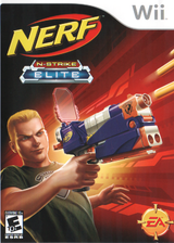 NERF N-Strike Elite Wii cover (RL6E69)