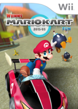 Wiimms MKW-Fun 2015-03.ntsc CUSTOM cover (RMCE27)