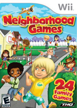 Neighborhood Games Wii cover (RN7E78)