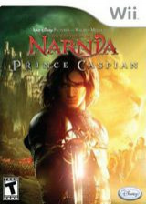The Chronicles of Narnia: Prince Caspian Wii cover (RNNE4Q)