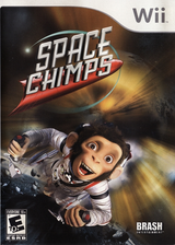 Space Chimps Wii cover (RP9ERS)