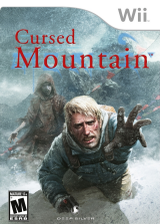 Cursed Mountain Wii cover (RQ6EJJ)