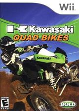 Kawasaki Quad Bikes Wii cover (RQBENR)