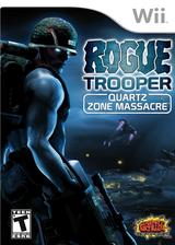 Rogue Trooper: Quartz Zone Massacre Wii cover (RRYEHG)