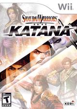 Samurai Warriors: Katana Wii cover (RS5EC8)