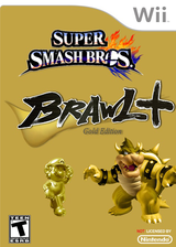 Super Smash Bros. Brawl Plus CUSTOM cover (RSBEBP)