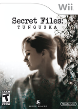 Secret Files Tunguska Wii cover (RTUEJJ)