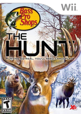 Bass Pro Shops: The Hunt Wii cover (RU8EFS)