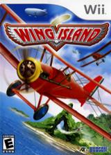 Wing Island Wii cover (RWIE18)