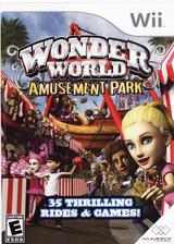 Wonder World Amusement Park Wii cover (RWZE5G)