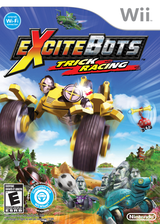ExciteBots: Trick Racing Wii cover (RX3E01)
