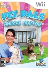 Pet Pals: Animal Doctor Wii cover (RYDELT)