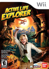 Active Life: Explorer Wii cover (S2AEAF)