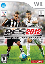 Pro Evolution Soccer 2012 Wii cover (S2PEA4)