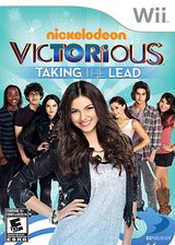 Victorious: Taking the Lead Wii cover (S2VEG9)