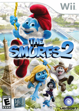 The Smurfs 2 Wii cover (S2XE41)